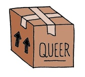 queer box colored