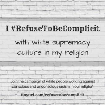 #RefuseToBeComplicit in my religion 2